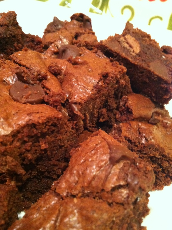 My Chocolate doTERRA Peppermint Brownies